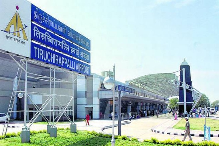 trichy airport