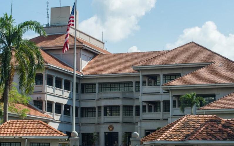 US embassy in KL
