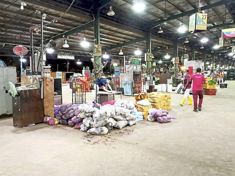 kuala lumpur wholesale market