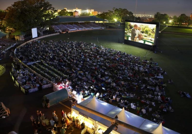 Open Air Theaters