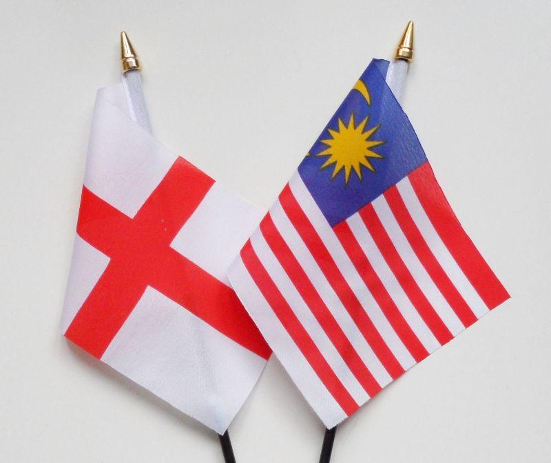 UK and Malaysia
