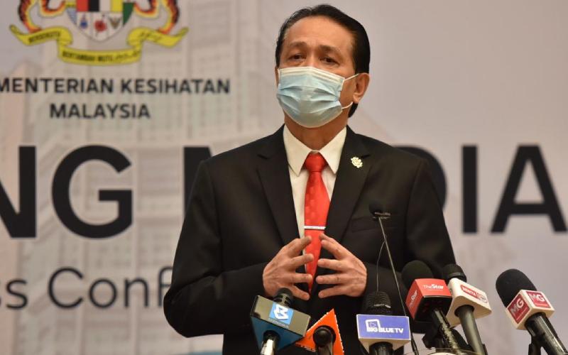 Corona Deaths Malaysia