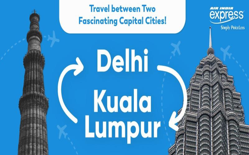 Delhi KL Flights