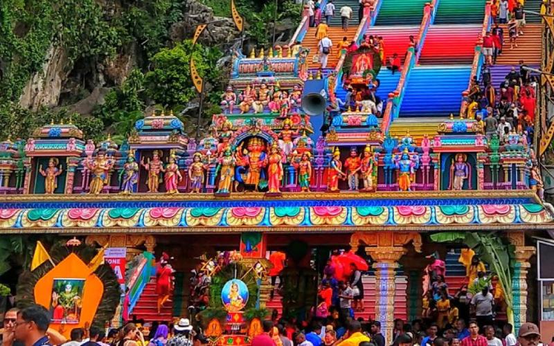 Selangor Thaipusam 2021