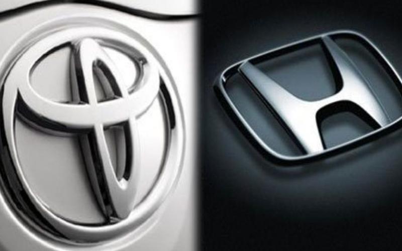 Toyota Honda Plant