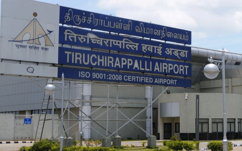 smuggled gold trichy