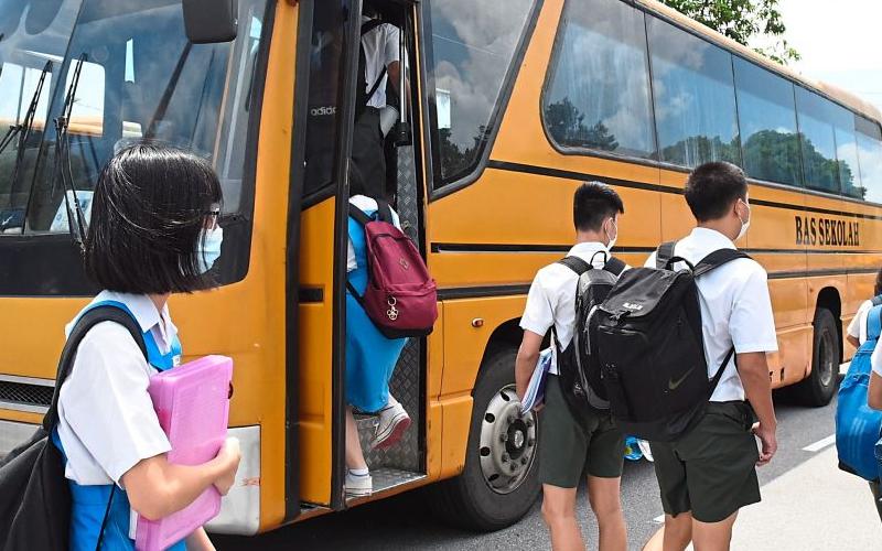 Malaysia Schools Opened